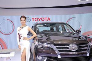 Lỗi túi khí, Toyota Việt Nam triệu hồi hơn 20.000 xe