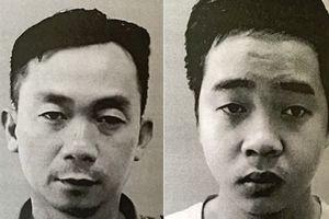 Thêm 2 nghi phạm trong băng trộm tiền ở thẻ ATM bị khởi tố