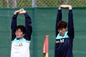 Tuấn Anh sang Hàn Quốc chữa chấn thương