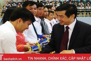 Hơn 2.200 VĐV tranh tài Hội khỏe Phù Đổng Hà Tĩnh lần thứ XII