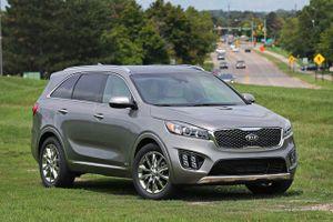 Top 10 xe SUV cỡ trung tốt nhất năm 2018
