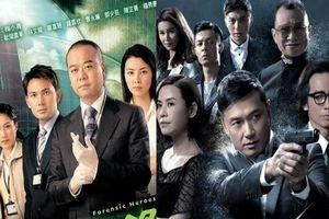 TVB xác nhận làm phim 'Bằng chứng thép 4' và 'Sứ đồ hành giả 3'