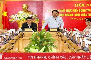 Hà Tĩnh hoàn thành chuyển đổi mô hình quản lý 113/127 chợ