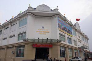 UBND tỉnh Hưng Yên báo cáo về dự án Chợ và hạ tầng kỹ thuật khu nhà ở thương mại huyện Khoái Châu