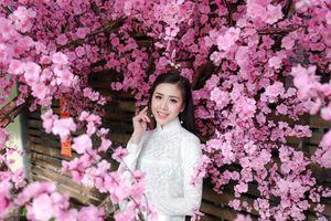 Tân Hoa khôi Cần Thơ siêu xinh đẹp và giấc mơ làm BTV Truyền hình