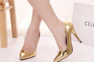 Hướng dẫn chị em cách đi giày cao gót như một chuyên gia