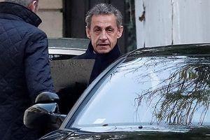 Cựu Tổng thống Pháp phủ nhận cáo buộc nhận tiền từ Libya