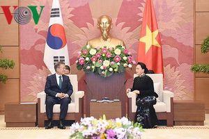 Tổng thống Hàn Quốc coi Việt Nam là đối tác hợp tác quan trọng nhất