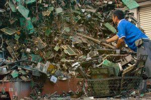 Trung Quốc cấm cửa, núí rác thế giới có đổ vào VN?