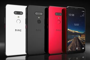Thiết kế HTC U12 Plus tuyệt đẹp dựa trên tin đồn