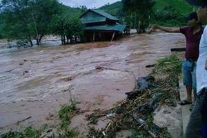 Vụ vỡ ống dẫn thủy điện sông Bung 2: Hãi hùng từ những con số