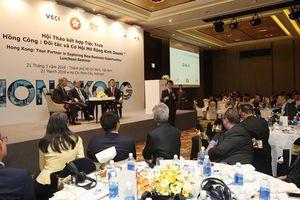 Nhiều cơ hội đầu tư cho Việt Nam và Hong Kong
