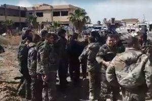 Quân tinh nhuệ Syria sắp kết liễu nhóm thánh chiến cố thủ tại sào huyệt Đông Ghouta