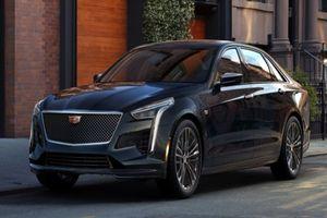 Cadillac CT6 V-Sport 2019 sẽ 'thống trị' dòng xe siêu sang?