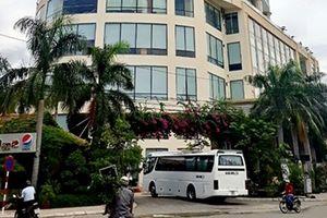 Thu giữ tài sản Bavico Nha Trang sau khi Tổng giám đốc bị bắt về tội chứa mại dâm