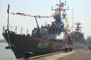 5 chiến hạm có tốc độ nhanh nhất của Hải quân Việt Nam