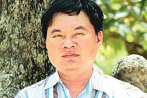 Nhà văn Bùi Anh Tấn - Ngòi bút 'rất biết' nhập vai