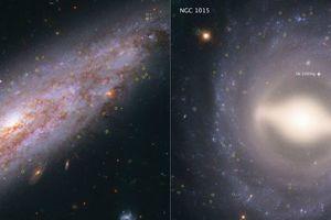 Sửng sốt vũ trụ đang mở rộng ra một cách thần tốc