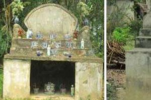 Bí ẩn ngọn núi 'lạ' có 11 ngôi đền 'giữ kho báu' ở Nghệ An