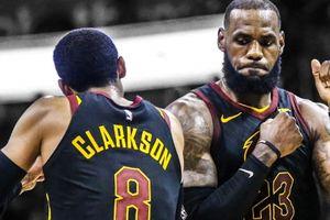 Các tân binh Cleveland vẫn chưa sẵn sàng gánh vác cùng LeBron James