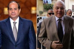 Cử tri Ai Cập bắt đầu bỏ phiếu bầu Tổng thống