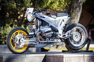 Chi tiết xe môtô BMW R1150 RT độc nhất thế giới