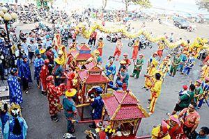 Linh thiêng Lễ hội Dinh Cô Long Hải