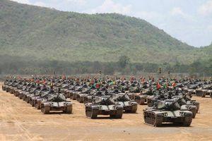 Top 5 quân đội mạnh nhất Đông Nam Á