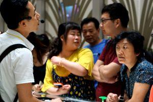 Đình chỉ việc đón khách Trung Quốc trái phép của công ty sản xuất nệm