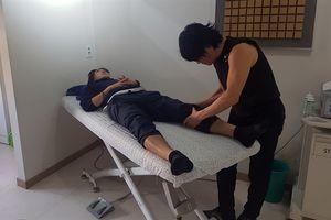 Tuấn Anh được khuyên phẫu thuật để chữa trị dứt điểm chấn thương