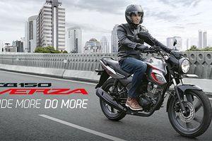 Chi tiết côn tay Honda CB150 Verza giá 32 triệu đồng