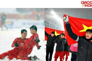 Nói về tinh thần thể thao được truyền lửa từ đội tuyển U23
