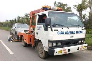 Thêm nhiều chủ xe 'tố' cảnh sát gọi xe cẩu kéo giá… chặt chém