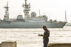 Hải quân Mỹ nháo nhào vì sự xuất hiện của tàu Nga?