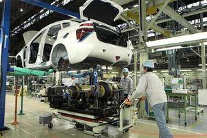Bộ Tài chính cân nhắc bỏ thuế tiêu thụ đặc biệt đối với ô tô Việt Nam