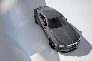 Rolls-Royce Wraith bản 'mưa sao băng' ra mắt