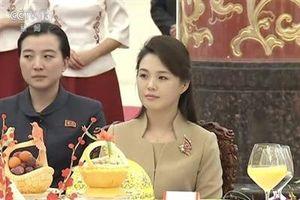 Gu thời trang của vợ Kim Jong Un gây ấn tượng mạnh tại Trung Quốc