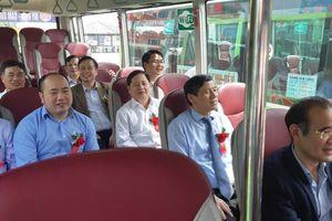 Thêm tuyến xe buýt từ Hà Nội đi Bắc Ninh