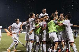Philippines tiếp bước Việt Nam, Thái Lan tới vòng chung kết Asian Cup 2019