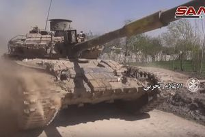 Quân Assad sắp nghiền nát phe thánh chiến Syria cố thủ Đông Ghouta, Thổ quyết chiếm thị trấn chiến lược ở Afrin