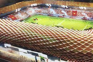 Hà Nội FC sẽ xây sân Hàng Đẫy mới trị giá 7.000 tỷ