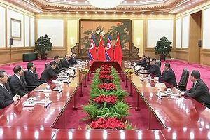 Chuyến thăm Trung Quốc bất ngờ của lãnh đạo Triều Tiên Kim Jong-un