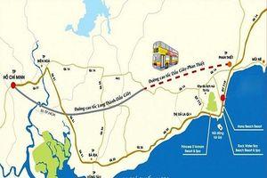 Chấm dứt chỉ định đầu tư cao tốc Dầu Giây-Phan Thiết