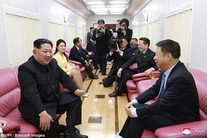 Khám phá từ A-Z đoàn tàu đặc biệt của gia tộc ông Kim Jong-un