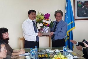 Tác giả 'Tổ quốc gọi tên mình' đảm nhận nhiệm vụ Giám đốc VCPMC