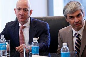 Tổng thống Trump lo Amazon làm hại ngành bán lẻ truyền thống