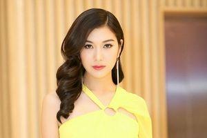 Á hậu Thúy Vân đẹp lộng lẫy tại sự kiện nữ doanh nhân quốc tế