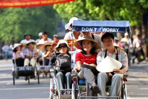 Hơn 50% khách quốc tế vào Việt Nam đến từ Trung Quốc và Hàn Quốc