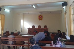 Nguyên Chấp hành viên thi hành án TP. Đà Lạt chuẩn bị hầu tòa