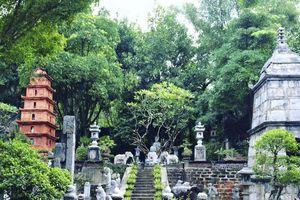 Lắng lòng vào hồn quê tại Việt phủ Thành Chương